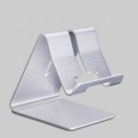 Anti-Slip Portable High Quality Mobile Holder - Silver