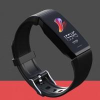Sport Smart Watch Fitness Tracker Health Heart Rate - Black