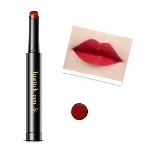 Waterproof Long Lasting Flower Velvet Hydrating Lipstick CR02 - Wine Red