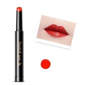 Waterproof Long Lasting Flower Velvet Hydrating Lipstick SD03 - Apple Red