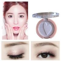 Pearlescent Monochrome High Gloss Eyeshadow Matte 01 - White