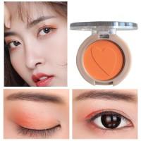 Pearlescent Monochrome High Gloss Eyeshadow Matte 03 - Light Orange