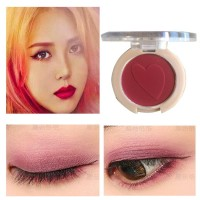 Pearlescent Monochrome High Gloss Eyeshadow Matte 13 - Red