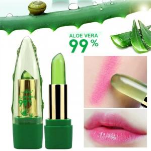 99% Aloe Vera Long Lasting Moisturizing Lipstick - Pink