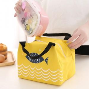 Insulation Lunch Bag Thick Aluminum Foil Insulation Bag