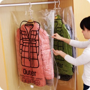 1 Piece Large Size Vacuum Compression Storage Saving Clothes Bag