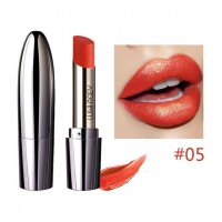 Waterproof Long Lasting Shimmer Glitter Lipstick 05 - Blood Red