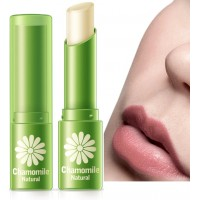 Natural Chamomile Moisturizing Lip Balm -Pink