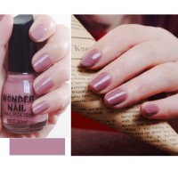 Candy Colors Waterproof Full Cover Nail Polish 13 - Light Purple