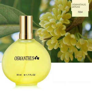 Pure Plant Long Lasting Sweet Scented Fresh Lady Perfume - Osmanthus