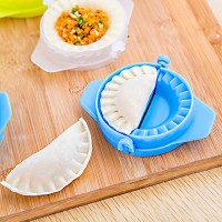 Easy Convenient Kitchen Dumpling Tools Maker - Blue