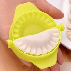 Easy Convenient Kitchen Dumpling Tools Maker - Green