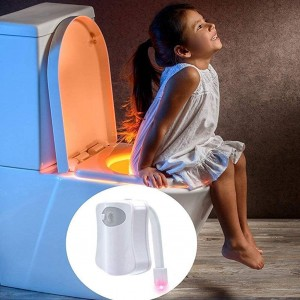 Toilet Seat Night LED Smart Light - White