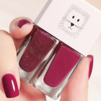 Water Proof High Quality Nail Polish - Red