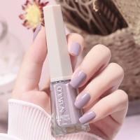 Cute Water Resistant Women Fashion Nail Polish - Light Purple
