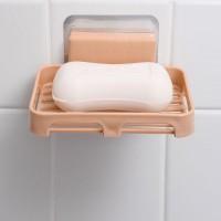 Creative Nordic Self Adhesive Soap dish - Pink