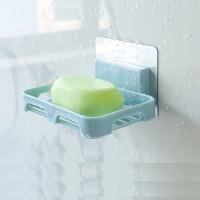 Creative Nordic Self Adhesive Soap dish - Blue