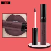Non Fading Womens Fashion Retro Matte Lip Gloss #18