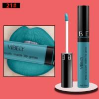 Non Fading Womens Fashion Retro Matte Lip Gloss #21