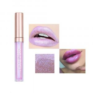 Long Lasting Solid Color Mermaid Lip Gloss 05 - Light Purple