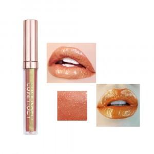 Long Lasting Solid Color Mermaid Lip Gloss 06 - Light Orange