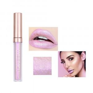 Long Lasting Solid Color Mermaid Lip Gloss 10 - Pink