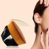 High Quality Foundation Liquid Cream Powder Face Makeup Brush - Black