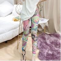 Bodyfitted Narrow Bottom Women Fashion Tight Trouser - Multicolor