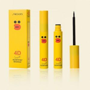 Long Lasting Waterproof 4D Eyeliner - Yellow