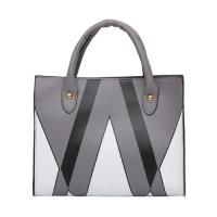 Medium Size Fashion Crossbody Hand Bags - Grey