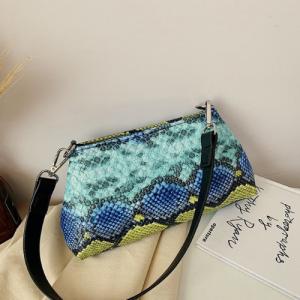 XS-Small Size Woman Shoulder Messenger Bag - Animal Print