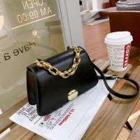 XS Small Size Fashion Crossbody Messenger Bag - Black