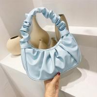 Small Size Ladies Fashion Shoulder Bag - Blue
