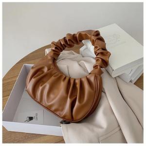 Small Size Ladies Fashion Shoulder Bag - Brown