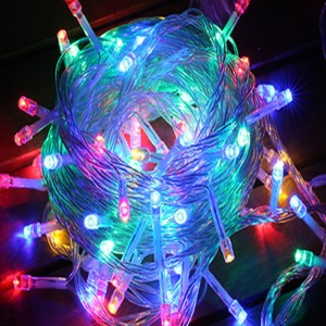 10 Meter Super Bright Indoor Outdoor Decoration Lights - Multi Color