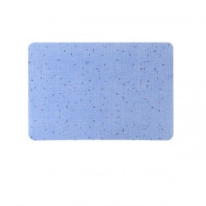 Non Slip Heat Protect Modern Dining Table Mat - Blue