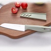 Portable Multifunctional Stainless Steel Kitchen Knife