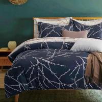 Twigs Design Queen Size 6 Pieces Bedding Set