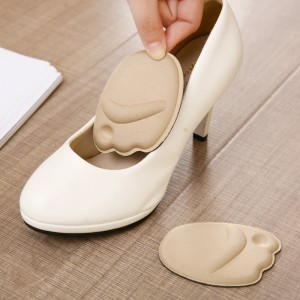 Thicken Front Soles To Prevent Pain - Beige