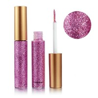 Glitter Shiny Eye Shadow Party Wear Shade - Pink
