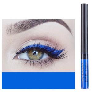 Matte Liquid Long Lasting High Pigmented Eye Liner - Dark Blue