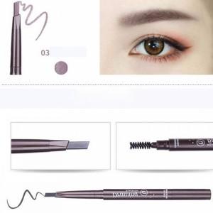 Water Resistant Eye Grooming Makeup Liner With Mascara - Dark Brown