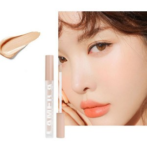 Face Grooming Shine Concealer Oil Control Moisturizing Liquid Foundation - Skin