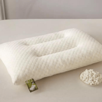 Natural Latex Soft Peaceful Sleep Neck Care Pillow