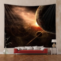 Home Decor Galaxy Design Wall Hanging Tapestry