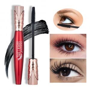 Fine Quality Lengthen Thick Eye Makeup Mascara - Black