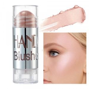 Magic Luxury Natural Chubby Blush - Shiny Pink