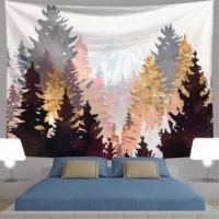 Home Decor Tree Design Wall Hang Tapestry