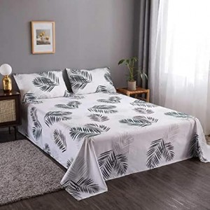 Daisies Design 3 Pieces King Queen and Double Universal Bedsheet Set