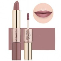 2 In 1 Double Head Matte Mist Lip Gloss Lipstick # 11